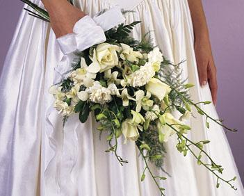 Wedding Decor Cluch Bouquet