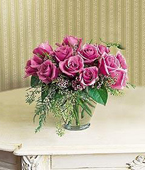 Micronesia Roses Micronesia,Other State:A Lavender Dozen Roses