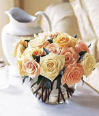Other Country Roses Other Country,:Perfect Pastel Roses Bouquet 24 Rose