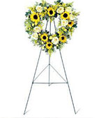 Antigua Sympathy Antigua,:Condolences Wreath