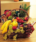 Madagascar Thank You Madagascar,Other State:Gourmet Fruit Basket
