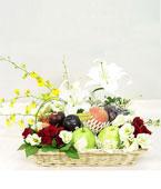 Taiwan Flower Taiwan Florist  Taiwan  Flowers shop Taiwan flower delivery online  :Fruitti Basket