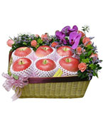Taiwan Flower Taiwan Florist  Taiwan  Flowers shop Taiwan flower delivery online  :healthy basket