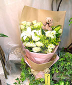 Taiwan Flower Taiwan Florist  Taiwan  Flowers shop Taiwan flower delivery online  :Heavenly Delightful