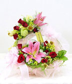 Taiwan Flower Taiwan Florist  Taiwan  Flowers shop Taiwan flower delivery online  :Gentle Smile