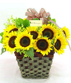 Taiwan Flower Taiwan Florist  Taiwan  Flowers shop Taiwan flower delivery online  :Sunny Bunny