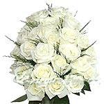 UAE Bouquets UAE,:White Roses