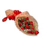 UAE Bouquets UAE,:12 Red Roses(Dubai)