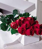 Canada Flower Canada Florist  Canada  Flowers shop Canada flower delivery online  ,:The FTD?One Dozen Boxed Roses