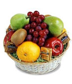 Montreal Gourmet Baskets Montreal,Québec,:The FTD?Fruit and Chocolate Basket